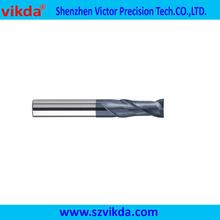 USG-- high efficient 2 Flute tungsten carbide radius end milling cutters