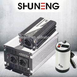 SHUNENG home solar systems solar panel dc dc converter