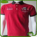 Poloshirt großhandel china, 100% männer baumwollhemden poloshirt, neues design polo t-shirt