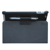 For iPad air carbon fiber pent slot case, for iPad air protective PC case