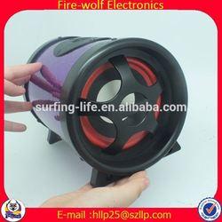 Empty speaker cabinets 25 W Subwoofer speaker HL-1055 12 inch full range speaker wholesale