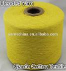 free sample provide Russia Ne6s blended glove knitting yarn