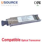 Dual single fiber bidi 10gb SR LR ER ZR XFP sfp+ X2 XENPAK Compatible Cisco 10g base-t