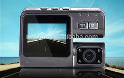 1080P 2.0 TFT HD Car DVR Dashboard Vehicle Dual Lens Camera Cam Recorder IR Night Vision G-sensor + 170 Wide Angle Lens