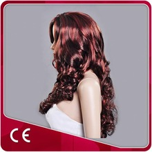 Bulk Cheap Synthetic Wigs With Curly Hair