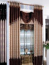 2014 simple desig europen style drapery curtain