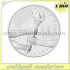 2014 Metal souvenir silver coin replica american eagle,engraved silver coin,commemorative silver coin