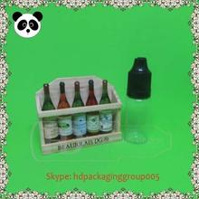 2014 new design PET bottle for e-liquid oil PG/VG bottle mass stock