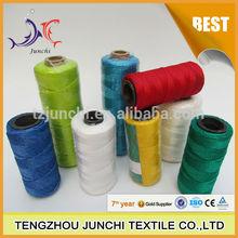 Best Quality Colourful 210D/36 Nylon Fishing Net Twine