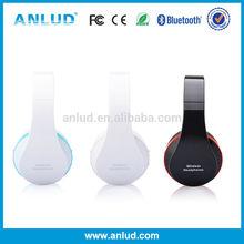 2014 Trade Fairs ALD06 Fashionable Headband Over-ear foldable new bluetooth stereo headset