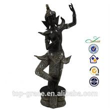 nouvelle résine hindou statue