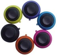 Rechargble Wired Mini Hamburger Speaker