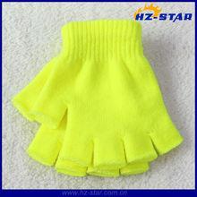 HZS-13125 china simple new fingerless glove
