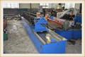 Ce& certificação iso estrutura de aço e treliças máquina de produção