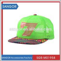 Perfect original all kind of color snapback hat custom