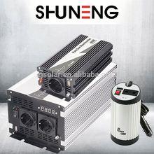 SHUNENG inversor de corriente 2000w