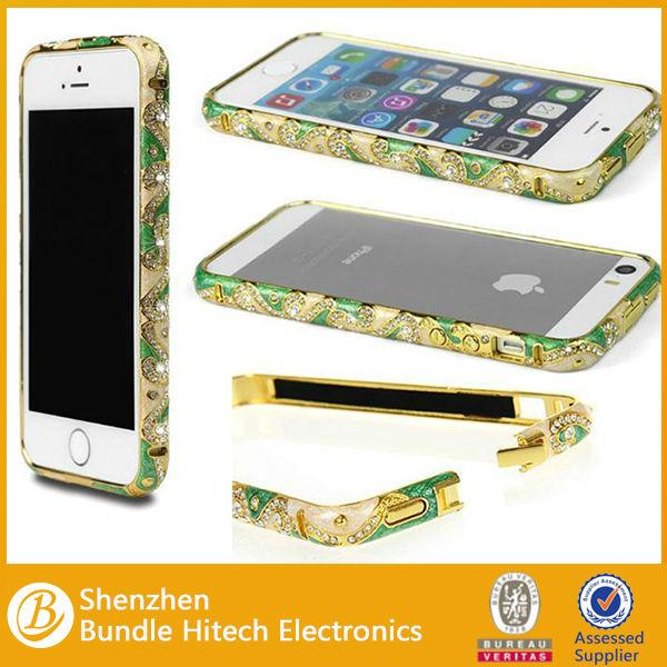 For apple iphone 5 bumper case,aluminium bumper case for Iphone 5s