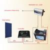 Bluesun hot sale easy install 100w cheap home solar systems