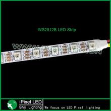 5V 60 leds/m pixel ws2812b led flex strip