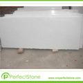 branco cristal de quartzo de pedra de mármore preço por metro quadrado