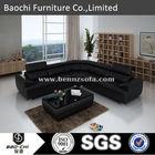 Baochi furniture leather material,modern sofa image,divan living room furniture sofa C1128-B