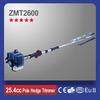 zomax zmt2600 telescopico professionale copertura polo idraulico trimmer