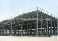 Pre Fab Steel Warehouse
