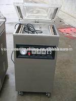 Semi-automatic roast chicken vacuum packaging machine
