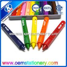 10pcs cheap stationery muti color wholesale wax crayon/Standard /General colorful wax crayon,custom crayon colors,10colors