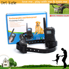 Best Pet Training Dog Shock Collar System with Remote Control in 2014