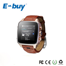 Quad Band Touch 1.54 Inch Screen Bluetooth Smart Watch Mobile Phone