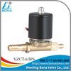 stainless steel pneumatic angle seat valve(VZCT-6.5FS)
