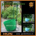 Pe flexible cubo de plástico/colorido jardín 45l bañera de plástico del cubo, cubo de pe, cubo de plástico, bañera de mango, cubo jardín