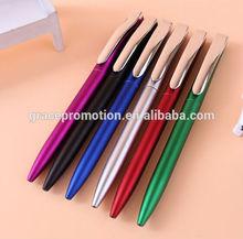 2014 Popular design acrylic paint pen promotional plastic ball pen