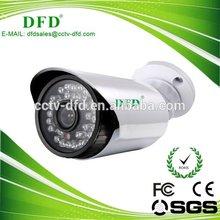 Dome cameras, die-casting aluminium alloy housing