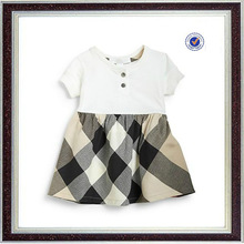 Infant's Woven Dress Baby Clothes Girl