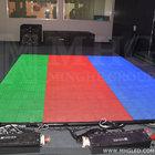 hot! p10 led xxx video dance floor/disco floor