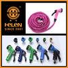 China metal flexible hose watering gardens water expandable garden hose Multi Garden Agricultural Water Hose Flexible Wate