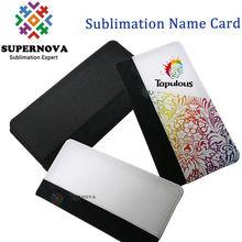 Custom Print Business Card Holder ,Sublimation Name Card Holder