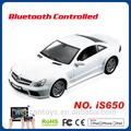 brinquedo elétrico do carro bluetooth mercedes benz 1 16 carro elétrico inteligente