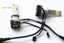 2014 LED car LED headlight 9-32v super bright H1 H3 H4 H7 H11 9005 9006 auto led light