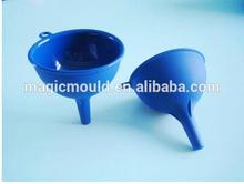 good quality OEM custom plastic funnel mould/mold China Taizhou Huangyan