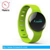 New Smart bracelet release!!! bluetooth pedometer smart bracelet watch for famous name watches Oled screen directly factory