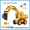 1:28 rc excavator shantou toys