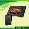 Stylish Design Wireless Video Door Phone with Intercom and Monitor