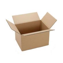 Apple corrugated carton box