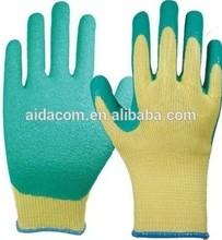 custimized l Latex coated gloves,