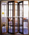 design moderno patio esterno porta in vetro con la Nuova Zelanda blocco