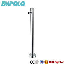 Oval Brass Chrome Wall Mount Shower Arm For Heads SA001