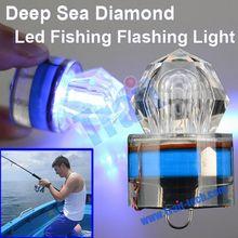 Diamond Deep Sea LED Flashing Fishing Light